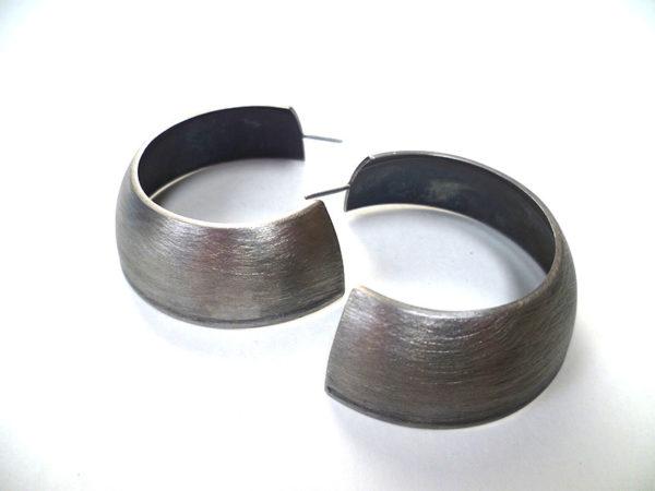 Boucles d'oreilles : objet détourné