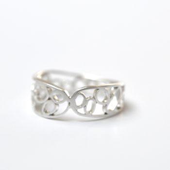 Filigraan ring
