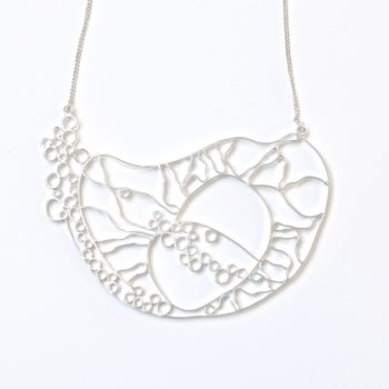 Collier Filigrane : Cellules