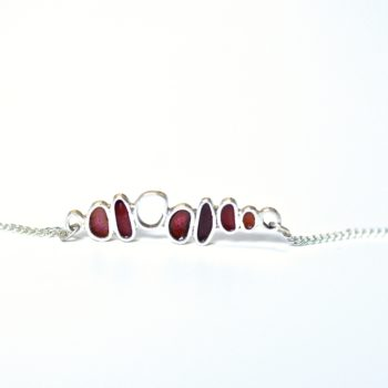 Bracelet souple Cellule Rouge