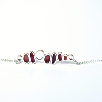 Bracelet souple Cellule Rouge